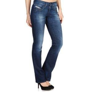 Diesel Ronhoir Womens Stretch Jeans 25x27